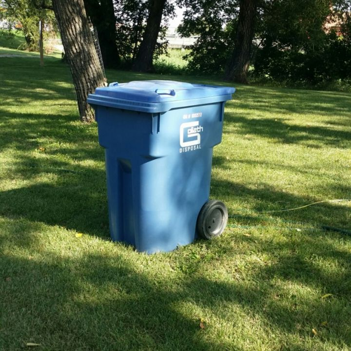 Residential Single Stream Curbside Recycling